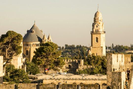 Israel Jerusalem Zionskirche_2