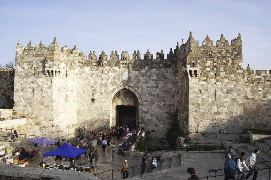 Jerusalem Damaskus Tor