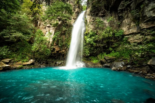 Costa Rica - Wasserfall