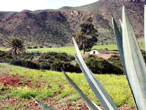 Gehöft im Nationalpark Cabo de Gata