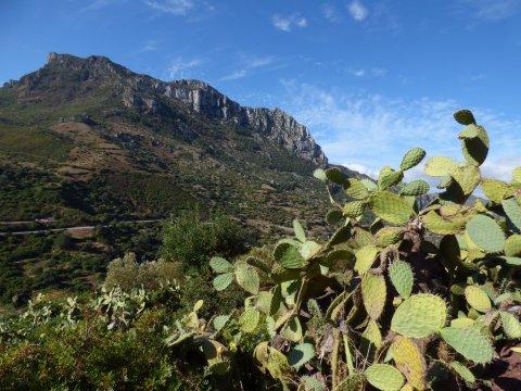 Berg bei Akchour