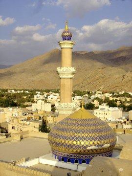 Nizwa_MoscheeNizwa Moschee_2