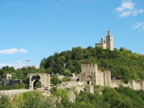 Festung in Veliko Tarnovo
