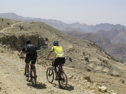 Mountainbiken Jordanien_2