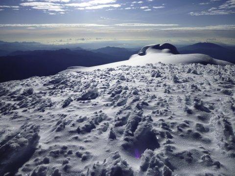 Bergsteigen Ecuador 2