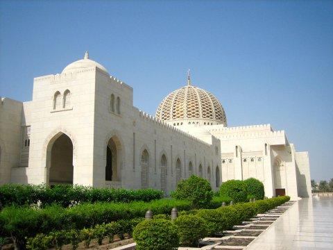 Maskat Sultan Qabus Moschee_2