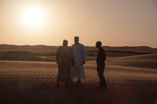 Wahiba Sands Omani