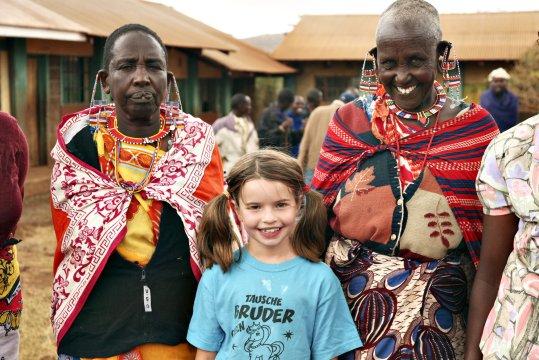 Schulbesuch Mit kenianischen Mamas_2