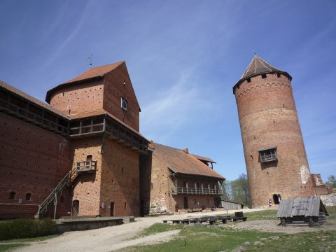 Gauja Nationalpark Turaida Burg