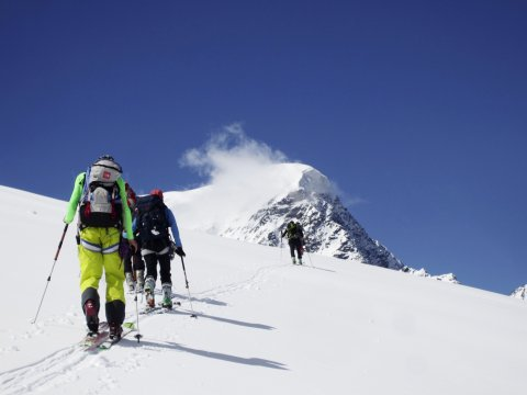 Kaukasus langer Skiaufstieg Elbrus_2