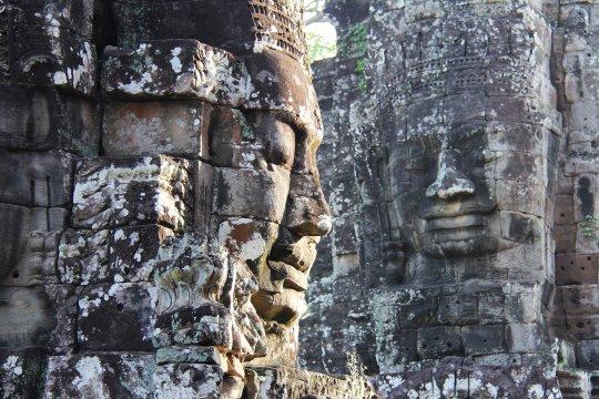 Bayon Tempel Angkor