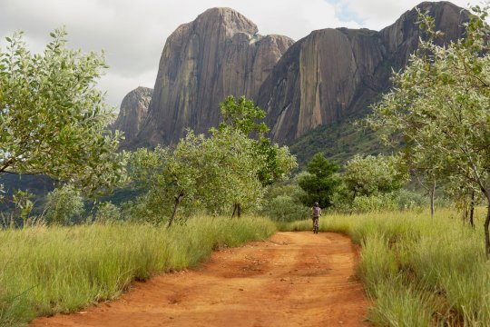 MTB Madagaskar Unterwegs im Hochland 2