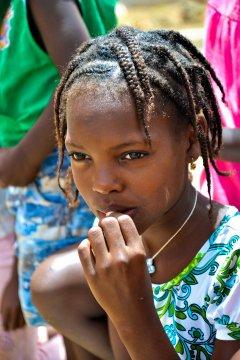 Maedchen aus Ribeira