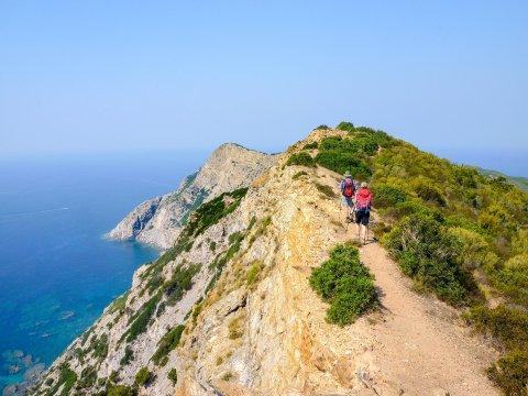 Sardinien - Wandern entlang der Küste