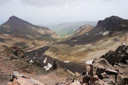 Aragats Caldera