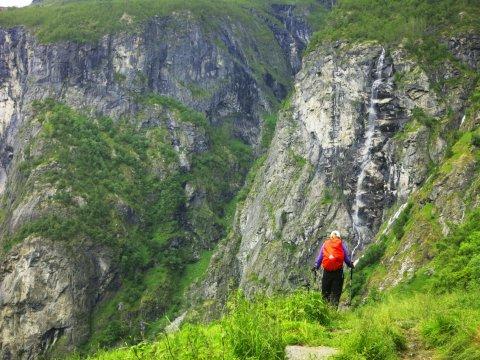Wandern Aurlandsdalen
