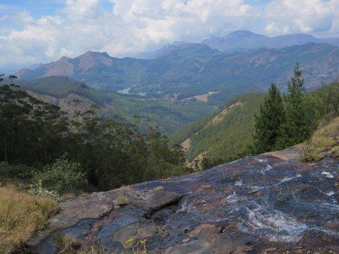 Meeshapulimala trek Mattupetti Dam View