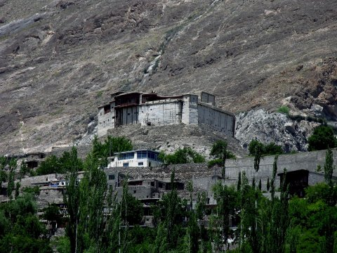Fort Baltit in Karimabad