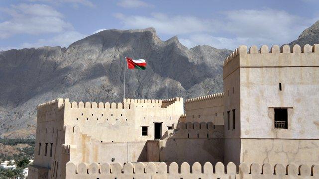 Nizwa Fort_2