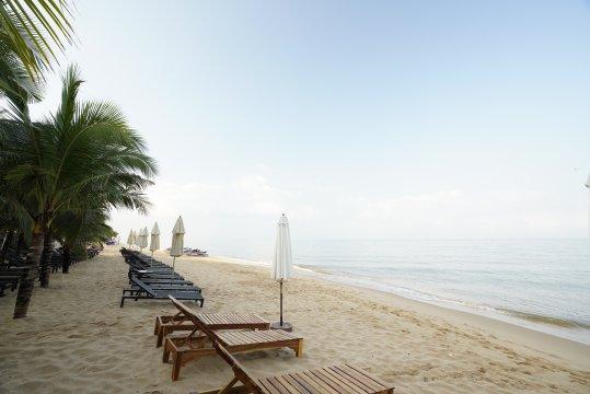 Anja Resort Strand