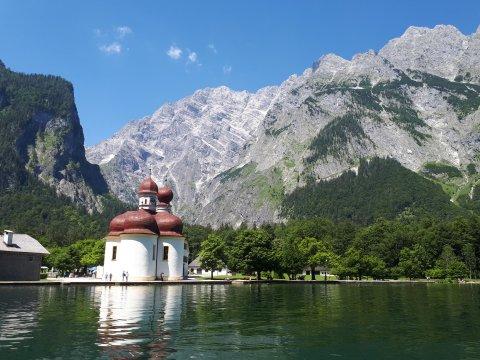 Österreich-Alpen-Königssee