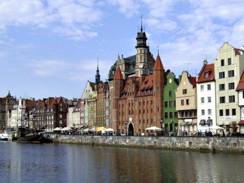 Hafenstadt Danzig