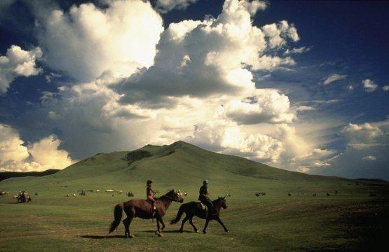 Mongolisches Hochland