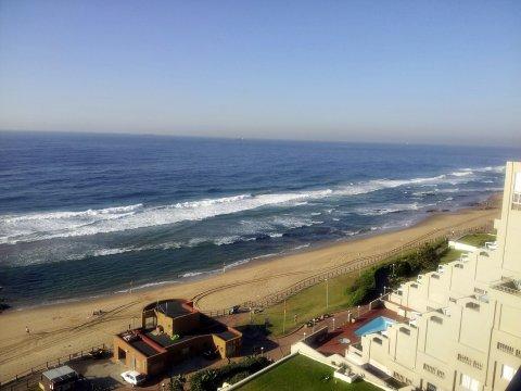 Sandstrand bei Durban