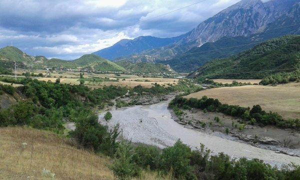 Trekkingrad_Albanien04