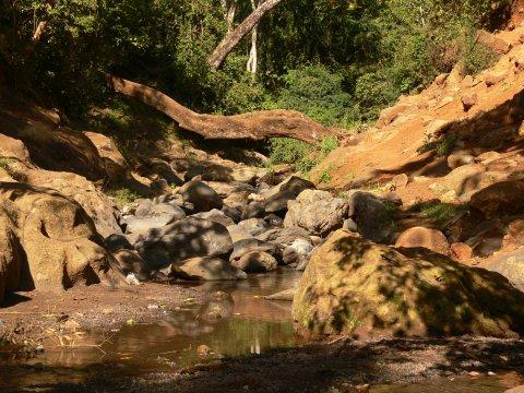 Kenia-Nalemoru-River
