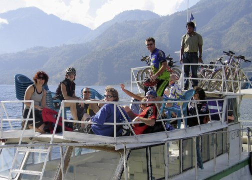 Mountainbike Guatemala 4