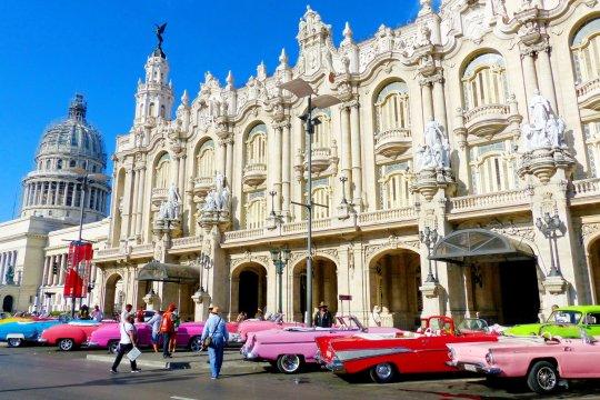 Grosses Theater und Opernhaus von Havanna Alicia Alonso