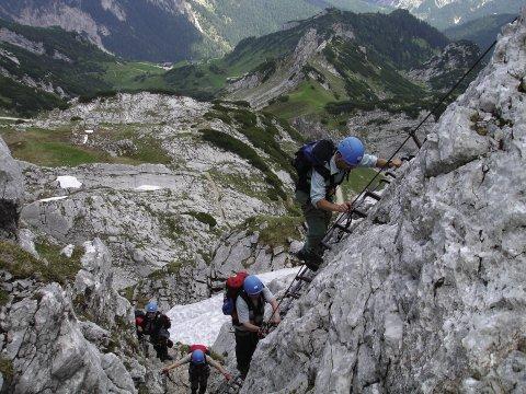 Klettersteig Garmisch : Klettersteig training garmisch partenkirchen kurse