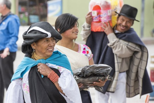 Bevölkerung Ecuadors