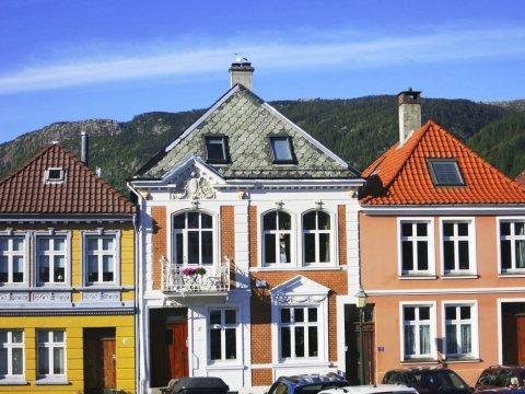 Altstadt von Bergen