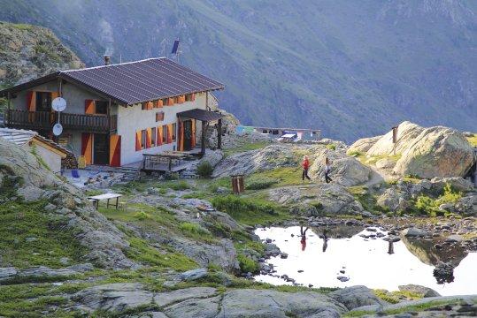 Monte Viso Berghuette_2