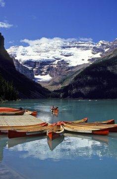 Kanada Alberta Banf Nationalpark 3