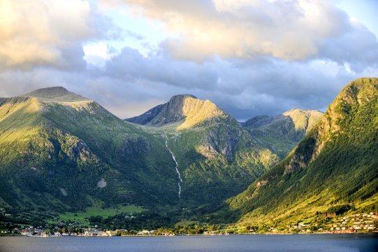 Rosendal alps Bjarne Oymyr