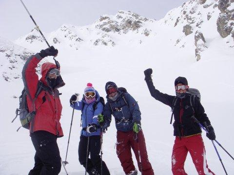 skitourenkurs 2