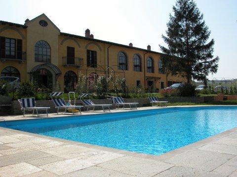 Piemont - Agriturismo Tenuta La Romana in Nizza Monferrato