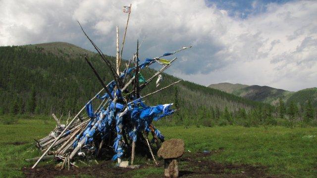 Opferplatz am Jiglig-Pass