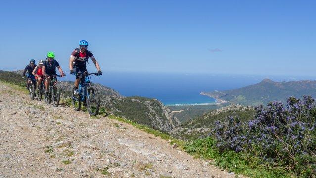Sardinien-MTB-Herrliche-Panoramablicke
