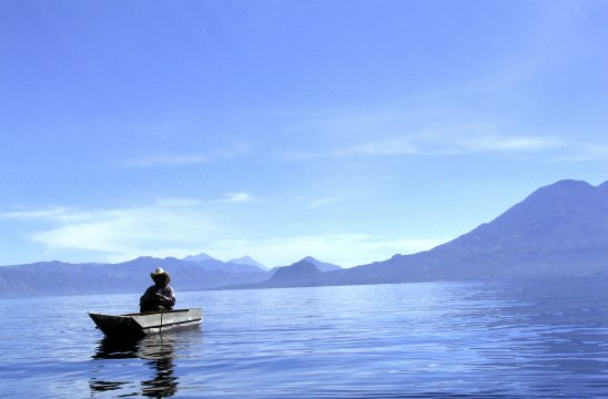 Am Atitlan See