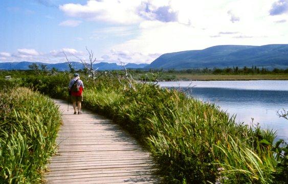 Kanada Neufundland Western brook Pond