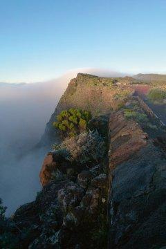 Piton de la Fournaise Vulkan Wandern
