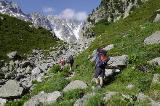 Tour du Mont Blanc 9