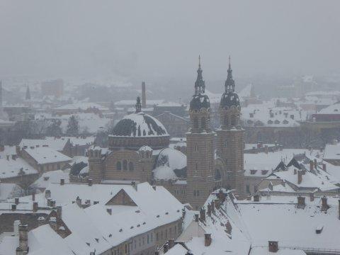 Sibiu mit Basilika
