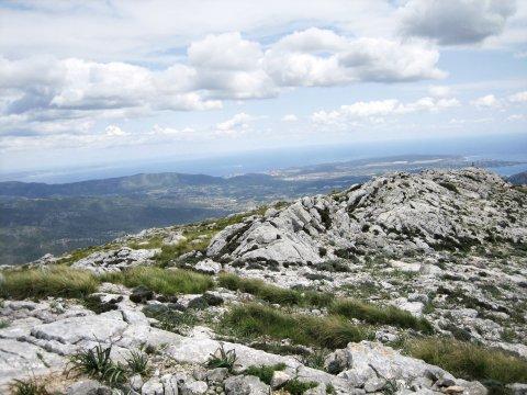 Mallorca Tramuntana Gebirge