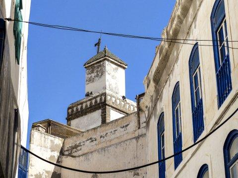 Stimmungsvolle Altstadt von Essaouira