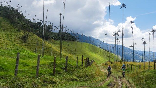 MTB Kolumbien 02